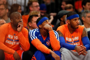Boston Celtics at New York Knicks